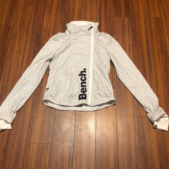 Bench zip hoodie